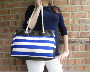 LrgPurse-Blue:Wht Stripe2