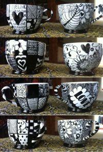 Zentangle Mug